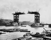 Image result for building tower bridge