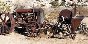 Image result for Where were Fordson tractors built ?
